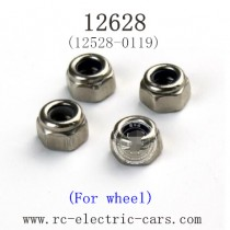 WLToys 12628 Parts-Wheel Nut-12428-0119