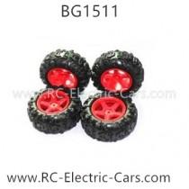 Subotech BG1511 RC Car Wheels