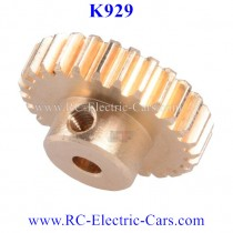 Wltoys K929 CAR Motor Gear