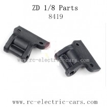 ZD Racing Parts-Front and Rear Support Frame-8419