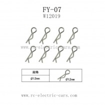 FEIYUE FY-07 Parts-Body Clips W12019