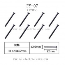 FEIYUE FY-07 Parts-Tapping Screw