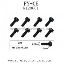 FEIYUE FY-05 parts-Machine Silk Screw