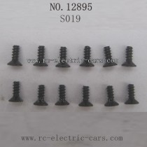 HBX 12895 Transit Parts-Countersunk Self Tapping Screw S019