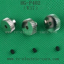 HENG GUAN HG P402 Parts Upgrade Motor Gear