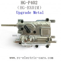 HENG GUAN HG P402 Upgrade Parts Metal Differential Assembly