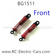 Subotech BG1511 RC Car Front shock absorber