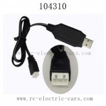 WLTOYS WL TECH 104310 Parts USB Charger