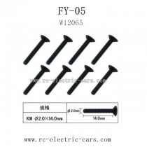 FEIYUE FY-05 parts-Silk Screw W12065