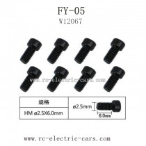 FEIYUE FY-05 parts-Screw W12067