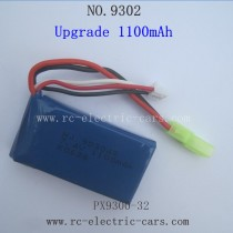 PXToys 9302 Upgrade Battery 1100mah