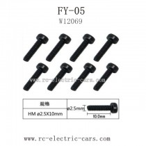 FEIYUE FY-05 parts-Silk Screw W12069