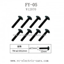 FEIYUE FY-05 parts-Silk Screw W12070
