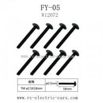 FEIYUE FY-05 parts-Silk Screw W12072
