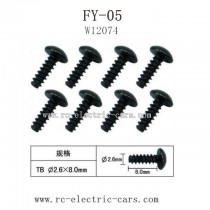 FEIYUE FY-05 parts-Screw W12074