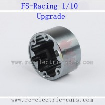 FS Racing 1/10 Upgrade Parts Metal Differential Shell 511004