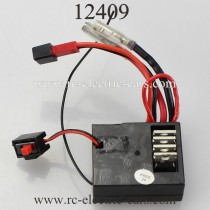 WLToys 12409 car Receiver board