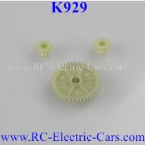 Wltoys K929-90 CAR Big gear kit