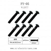 FEIYUE FY-05 parts-Screw W12077