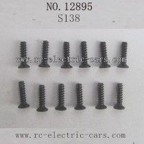 HBX 12895 Transit Parts-Countersunk Self Tapping Screw S138