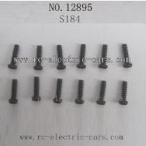 HBX 12895 Transit Parts-Round Head Self Tapping Screw S184