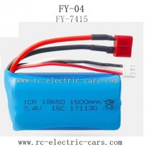 Feiyue fy-04 Parts-Battery 7.4V