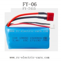 FEIYUE FY06 Parts-Battery 7.4V 1500mAh