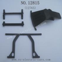 HBX 12815 parts-Front Bumper