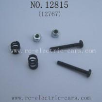 HBX 12815 parts-Front Bumper Post