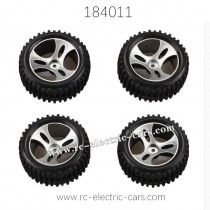 WLTOYS 184011 Parts Tires Assembly