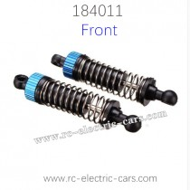 WLTOYS 184011 1/18 RC Car Parts Front Shock Absorbers