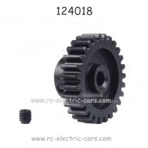 WLTOYS 124018 Parts Motor Teeth 27T Group