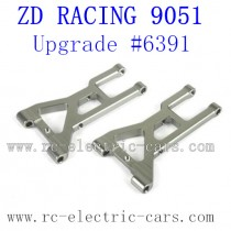 ZD Racing 9051 RAPTORS Upgrade Parts-Front Lower Arms