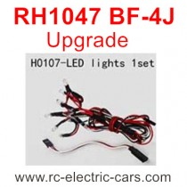 VRX RH1047 BF-4J Upgrade Parts-LED Lights H0107