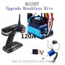 Subotech BG1507 Upgrade Brushless Motor Kits