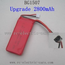 Subotech BG1507 Upgrade Battery 7.4V 2800mAh
