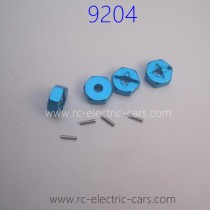 PXTOYS 9204 Off-Road RC Car Upgrade Parts Hex Nuts
