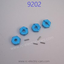 PXToys 9202 Desert RC Buggy Upgrade Parts Hex Nut