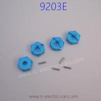 ENOZE 9203E RC Truck Upgrade Parts Hex Nuts