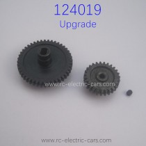 WLTOYS 124019 Upgrade Parts Metal Spur Gear and Motor Gear